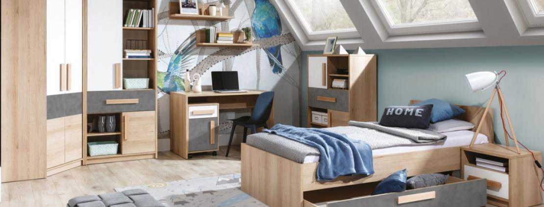 nowoczesne meble do sypialni