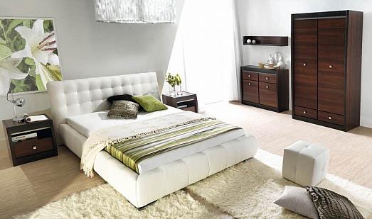 Białe łóżko Do Sypialni Blog Meble Ada Internetowy