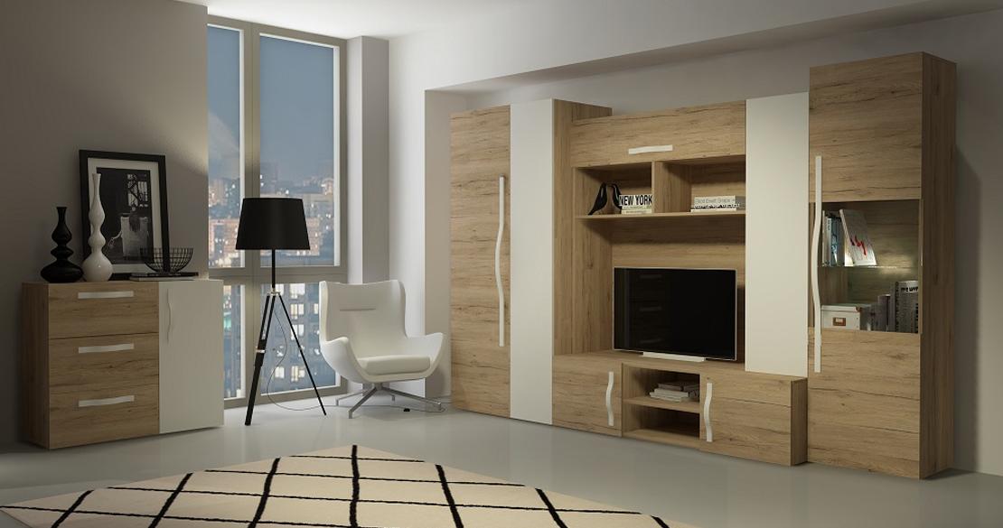 funkcjonalny mebel do pokoju i salonu