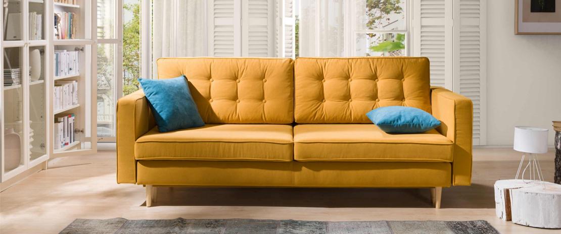wygodna sofa do salonu i pokoju dziennego